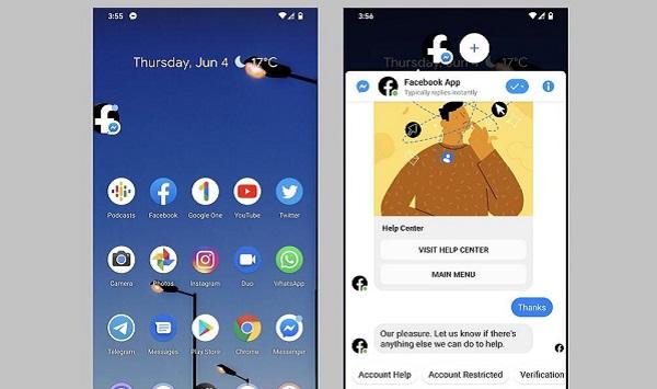 Tin tức công nghệ mới nóng nhất hôm nay 7/5: Messenger trên iPhone đã có bong bóng chat