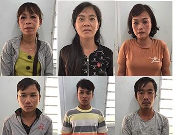Băng nhóm 7 người từ đất tiền ra Phú Quốc cướp tài sản bị bắt
