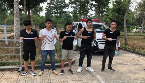 Khởi tố 2 đối tượng tổ chức cho người Trung Quốc lưu trú trái phép tại TP.HCM