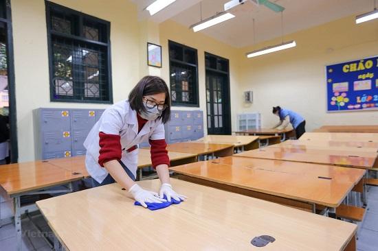 Hà Nam và Ninh Bình cho học sinh tạm dừng đến trường từ ngày 10/5