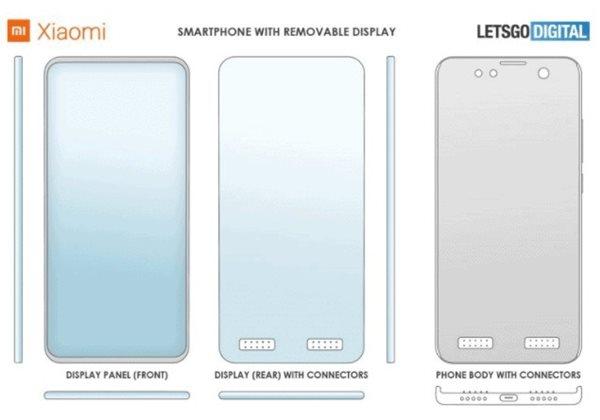 Tin tức công nghệ mới nóng nhất hôm nay 5/8: Xiaomi sẽ ra mắt điện thoại với màn hình có thể tháo rời?