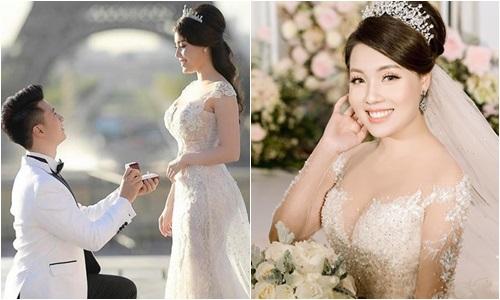 Trước khi tố chồng ngoại tình, Âu Hà My đốn tim dân mạng với lễ cưới cổ tích hoành tráng cỡ nào?