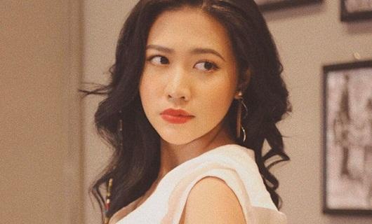 Cháu gái diễn viên Trang Nhung có vẻ đẹp lai Tây sắc sảo, ghi danh Hoa hậu Việt Nam 2020