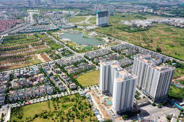 Khu đô thị Dương Nội: Miền đất hứa, giàu tiềm năng của khu vực phía Tây Thủ đô