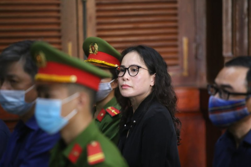 Lời khai bất ngờ của nữ Chủ tịch Lê Thị Thanh Thúy về mối quan hệ với ông Nguyễn Thành Tài