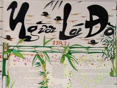 Lời ngỏ báo tường ngày Nhà giáo Việt Nam 20/11 hay và ý nghĩa nhất