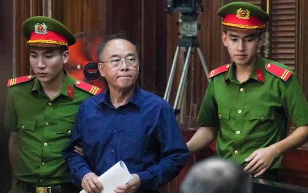 Cựu Phó Chủ tịch TP.HCM Nguyễn Thành Tài