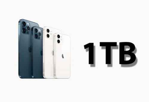 Tin tức công nghệ mới nóng nhất hôm nay 30/10: iPhone 13 sở hữu bộ nhớ hơn 1000GB?