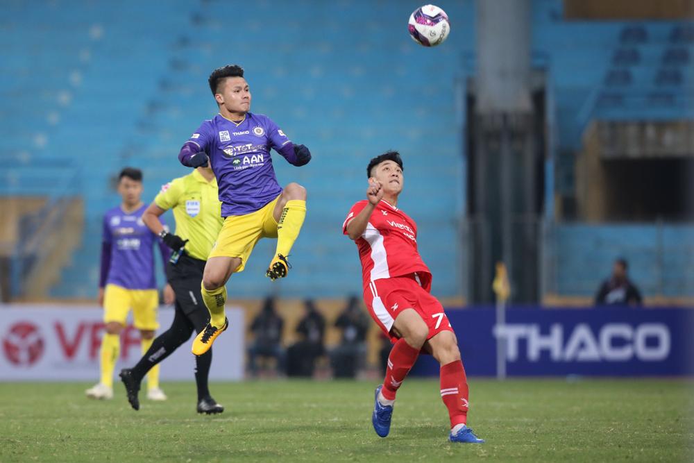 Hà Nội FC vô địch Siêu Cup Quốc gia sau khi đánh bại Viettel ở