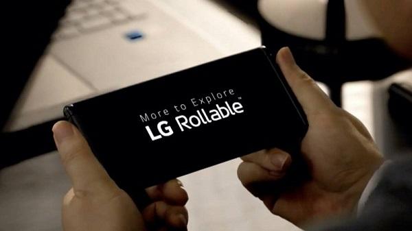 """Tin tức công nghệ mới nóng nhất hôm ny 14/1: LG """"nhá hàng"""" smartphone màn hình cuộn LG Rollable"""