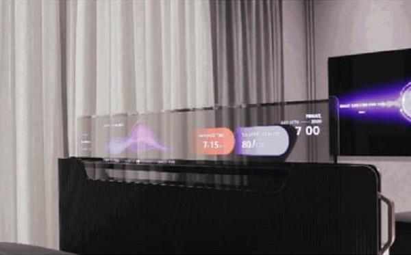 Tin tức công nghệ mới nóng nhất hôm nay 15/1: LG giới thiệu concept TV màn hình cuộn trong suốt mới