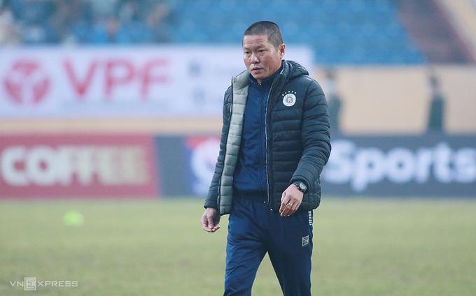 CLB Hà Nội thua đậm, HLV Chu Đình Nghiêm tố Nam Định dùng 'tiểu xảo'