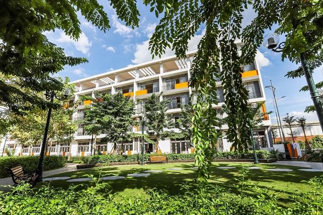 2021 thị trường BĐS Long Biên tăng nhiệt
