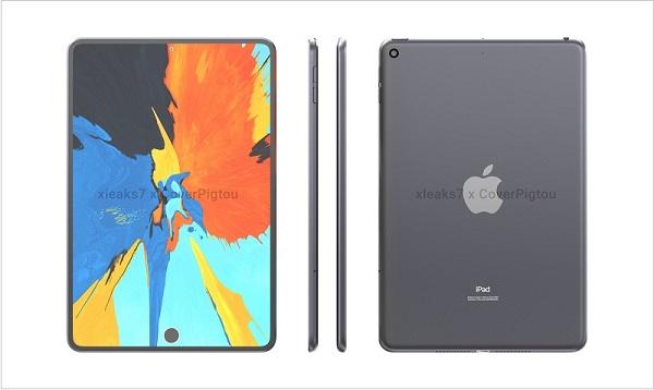 Tin tức công nghệ mới nóng nhất hôm nay 22/1: Rò rỉ hình ảnh render iPad mini 6, thiết kế cực hấp dẫn