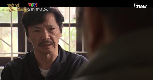 Trở Về Giữa Yêu Thương phần 2 tập 8: Ông Phương (NSND Trung Anh)