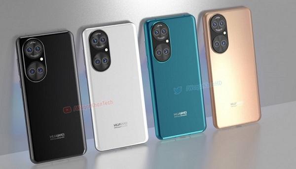 Tin tức công nghệ mới nóng nhất hôm nay 7/4: Huawei P50 lộ ảnh render tuyệt đẹp