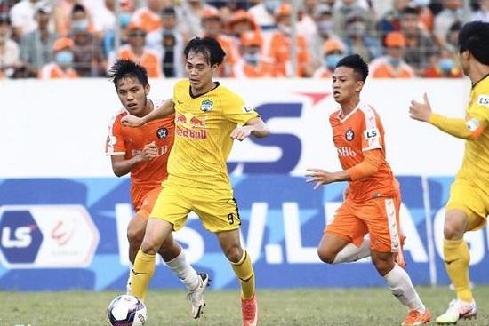 Hàng công thăng hoa, HAGL đánh bại Đà Nẵng để trở lại ngôi đầu V-League
