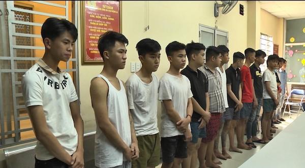 Bắt băng nhóm 16 người gây ra hàng chục vụ cướp liên tỉnh