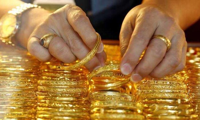 Giá vàng hôm nay ngày 11/6: Giá vàng SJC tăng 400.000 đồng/lượng