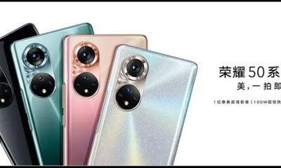 Tin tức công nghệ mới nóng nhất hôm nay 8/6: Điện thoại Honor 50 lộ diện trong poster chính thức