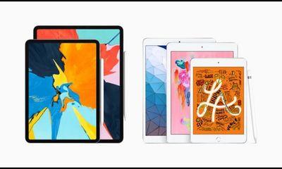 Tin tức công nghệ mới nóng nhất hôm nay 5/6: iPad Pro 2022 sở hữu mặt lưng kính?