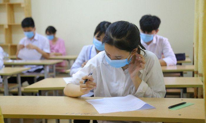 Bắc Giang điều điều chỉnh lịch và thời gian làm bài thi vào 10