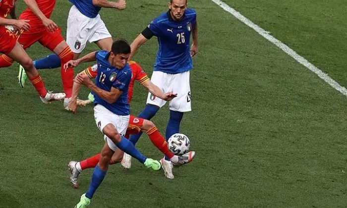 Kết quả EURO 2020 Italy - Wales: 9 điểm tuyệt đối