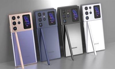 Tin tức công nghệ mới nóng nhất hôm nay 1/8: Lộ thêm concept tuyệt đẹp của Galaxy Note 21 Ultra