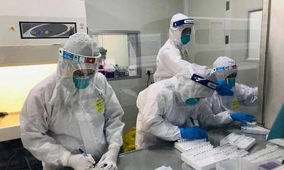 Khẩn: Người dân Hà Nội ho, sốt, đau họng... liên hệ ngay y tế, xét nghiệm SARS-CoV-2 miễn phí
