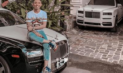Vì sao Rolls-Royce Cullinan hơn 40 tỷ của đại gia Minh