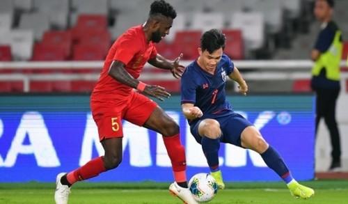 Bảng G vòng loại World Cup 2022: Thái Lan vươn lên dẫn đầu sau trận thắng đậm Indonesia