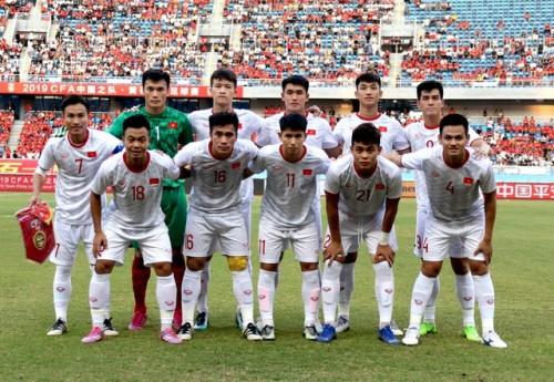 Những khoảnh khắc ấn tượng của U22 Việt Nam thắng chủ nhà Trung Quốc 2-0