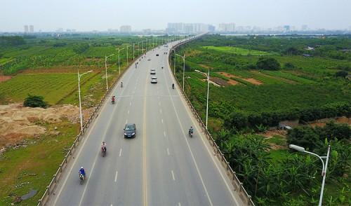 Khởi công cầu Vĩnh Tuy mới vào cuối năm 2019 vốn đầu tư khoảng 2.560 tỷ đồng