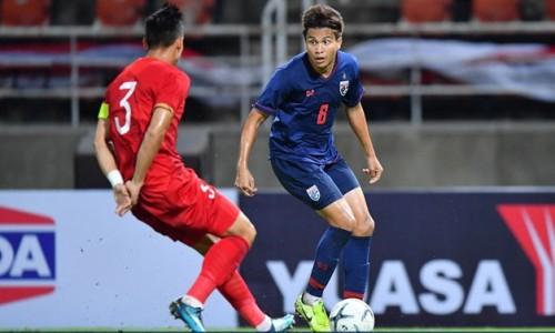 Thitipan gặp chấn thương bỏ ngỏ khả năng ra sân ở trận gặp tuyển Việt Nam